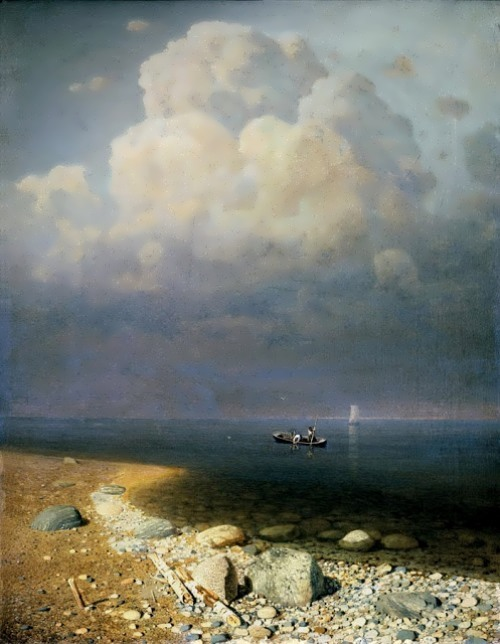 Lake Ladoga, 1873