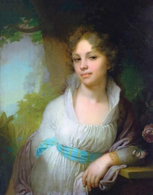 Maria Lopukhina, 1797