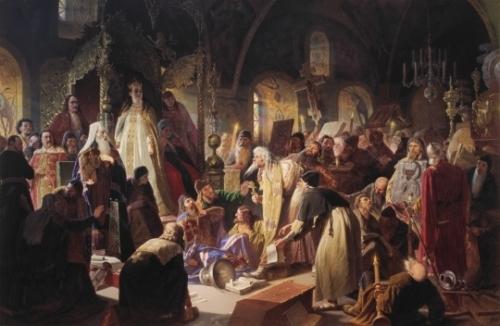 Nikita Pustosvyat, 1881