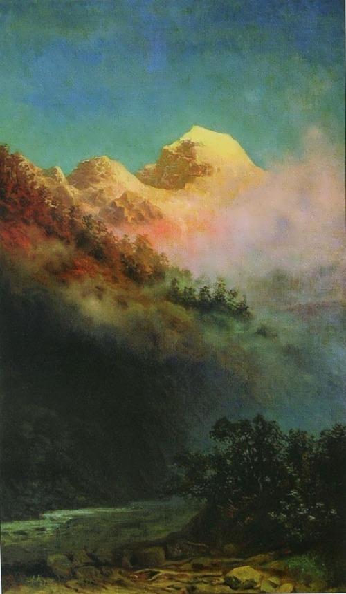 Sunrise, 1890-1895