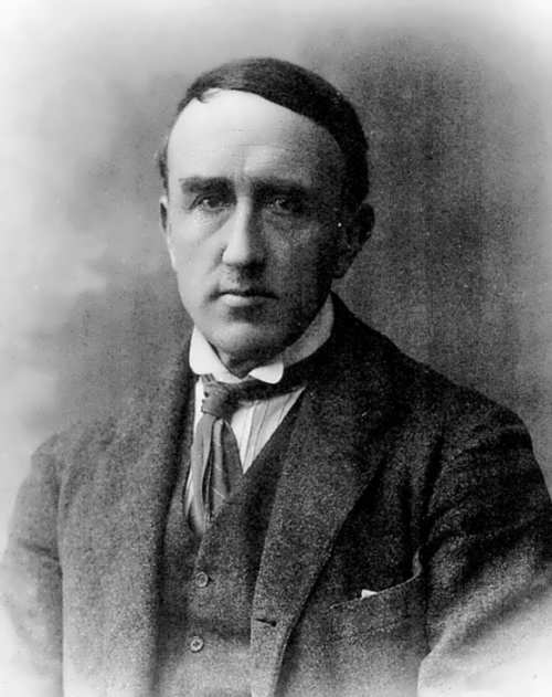 Pavel Trubetskoy. Photo 1910