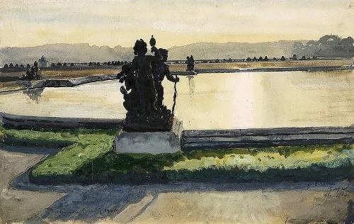 Versailles Alexander Benois