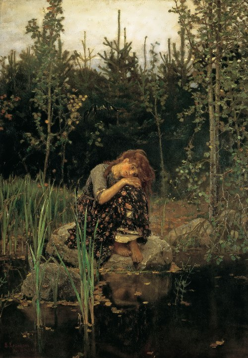 Alenushka, 1881