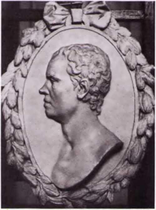 V. I. Demut-Malinovsky. Portrait of Mikhail Kozlovsky