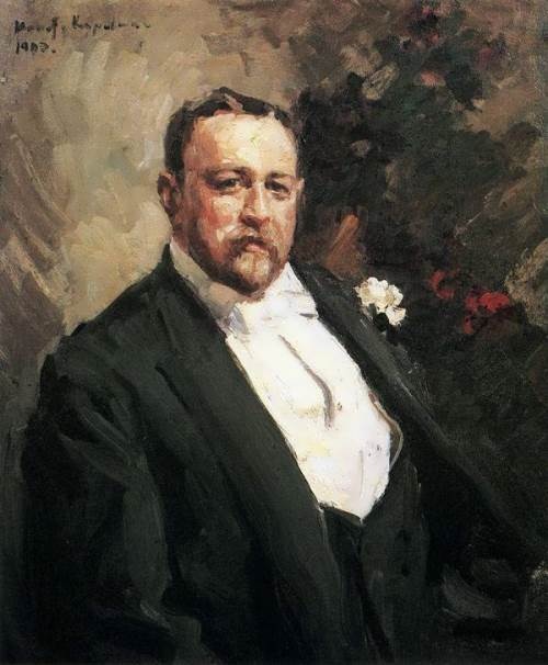 I.A. Morozov Konstantin Korovin