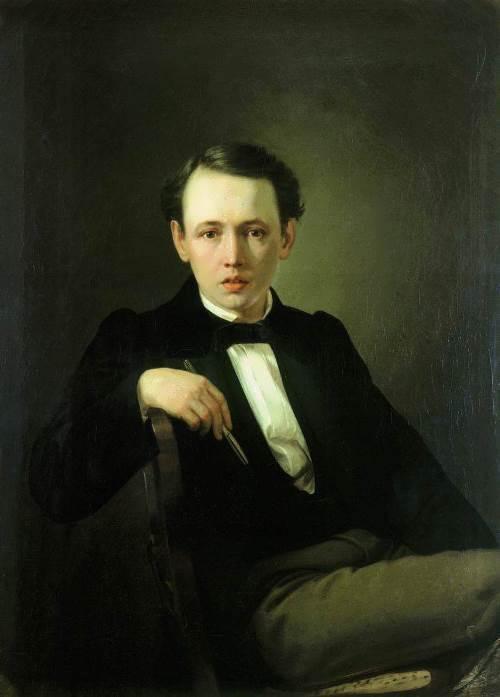 Self-portrait, 1851