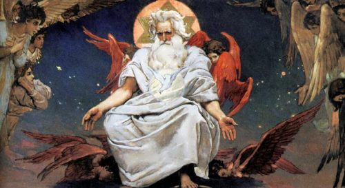 God Savaof, 1885-1896