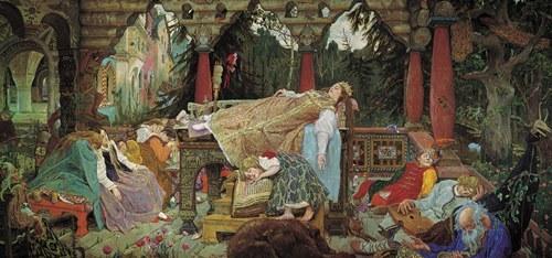 The Sleeping Princess, 1900-1926