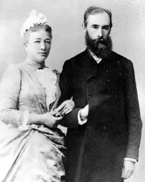 tretyakov wife