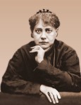 Elena Blavatskaya – founder of the Theosophical Society