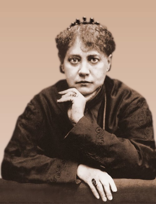 Elena Blavatskaya - founder of the Theosophical Society