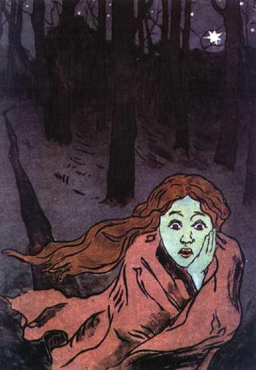 Fear, 1893-1895