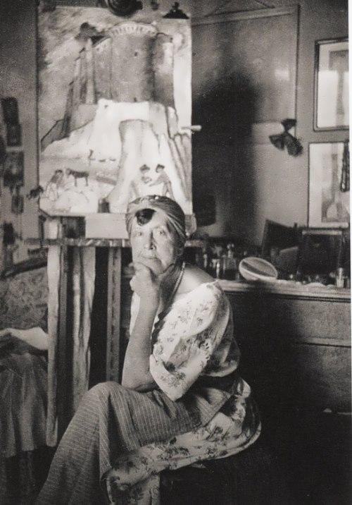 Marianna Verevkina, 1927