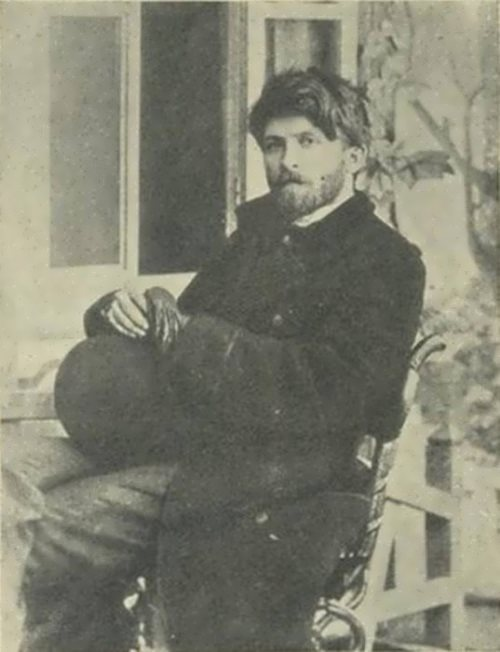 Andrei Ryabushkin - Russian painter