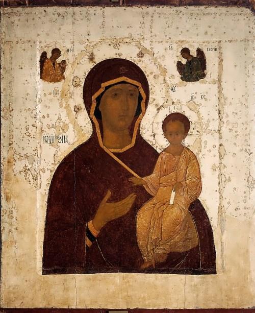 Dionysius. Mother of God Hodigitria, 1502-1503