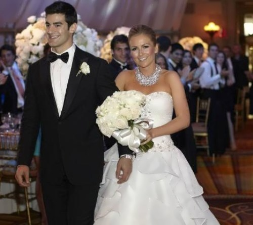Maximilian Max Pacioretty and Ekaterina Afinogenova