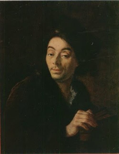 Portrait of the actor Ya. Shumsky Anton Losenko