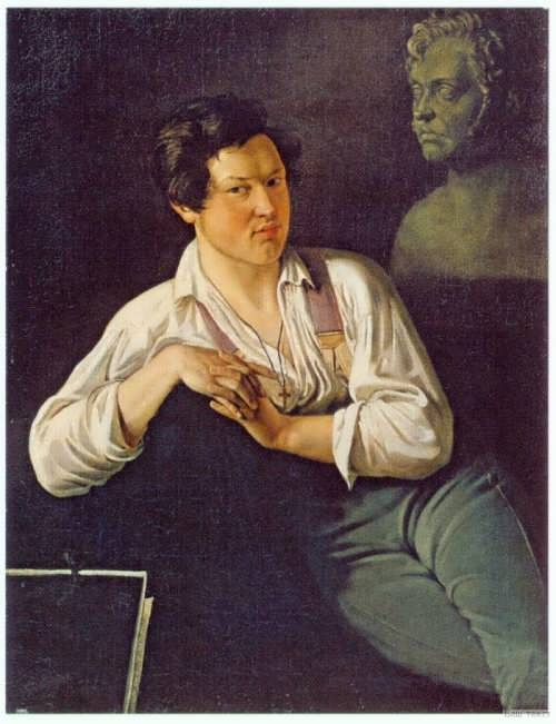 Stepan Pimenov – Russian sculptor