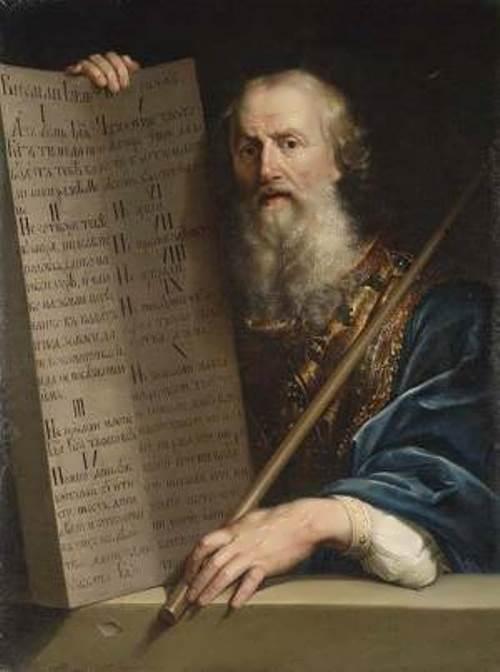 Ten Commandments Anton Losenko