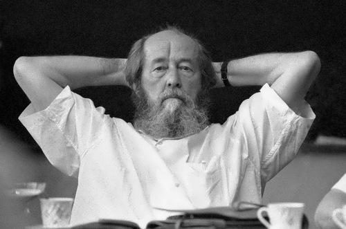 Solzhenitsyn – Russian humanitarian