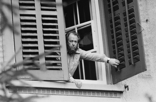 Alexander Solzhenitsyn - far-reaching thinker