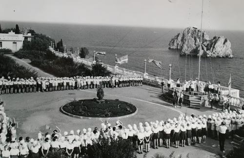 Soviet Camp - Artek