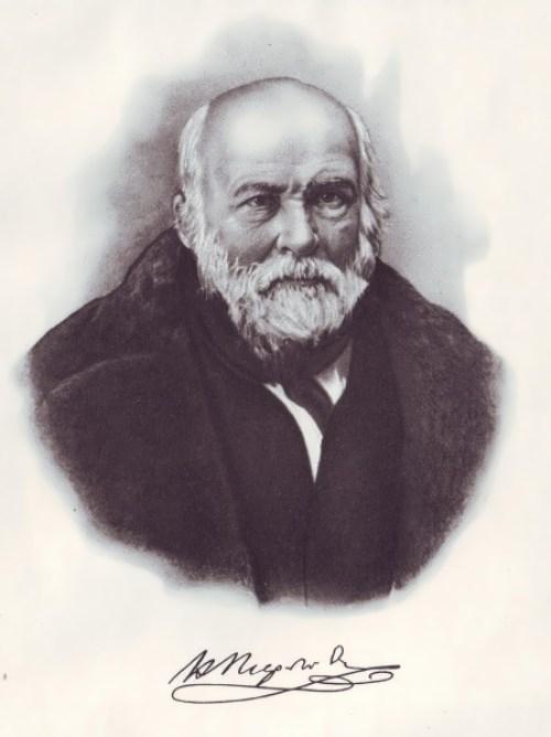 Pirogov - Russian doctor