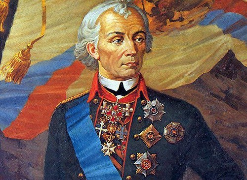 Suvorov – Russian military leader