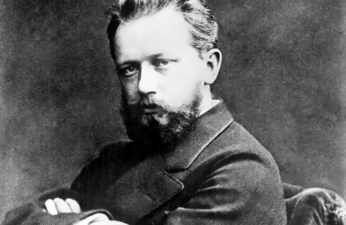 Pyotr Ilyich Tchaikovsky - great Russian composer