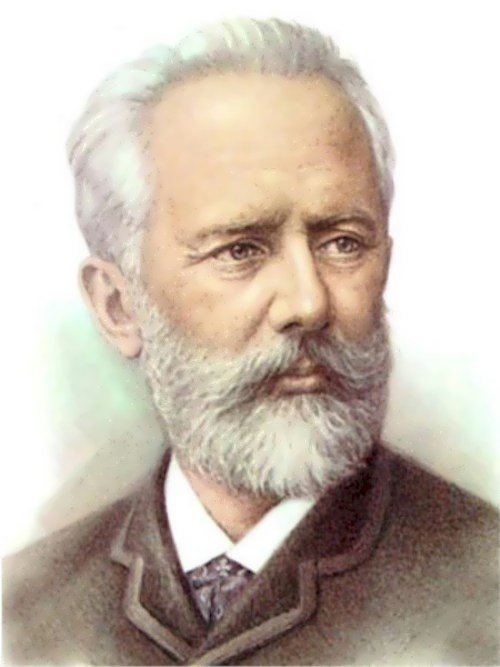 Tchaikovsky – Russian composer