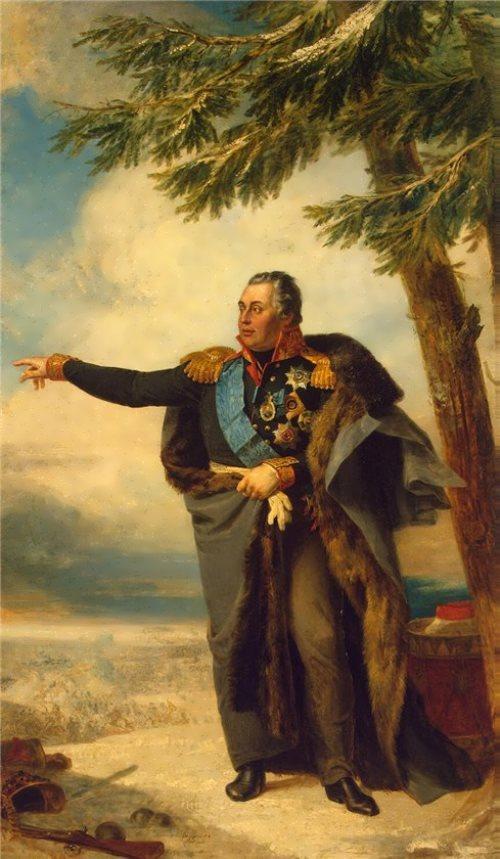 General Kutuzov, 1829