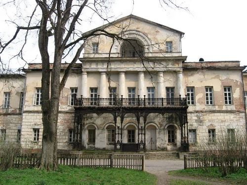 Baryshnikov Estate (1797-1802)