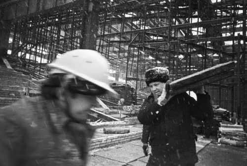 B. Yeltsin - charismatic anticommunist reformer