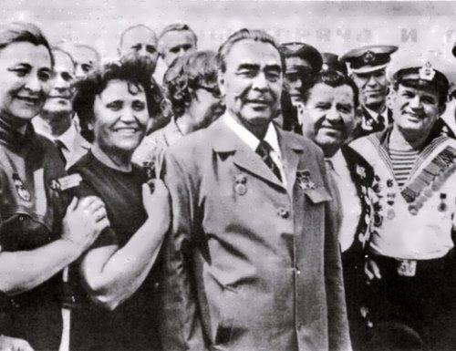 Leonid Brezhnev – Soviet politician