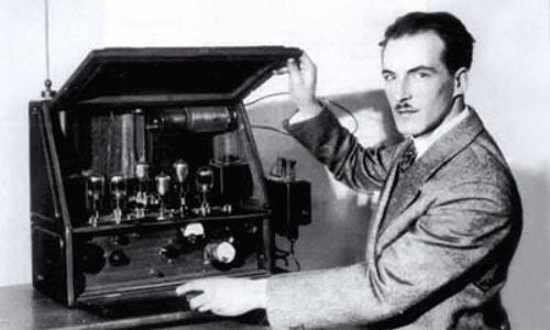 Lev Termen – inventor of thereminovox