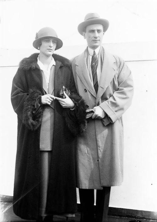 Felix and Irina Yusupova