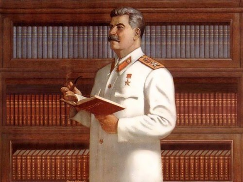 Stalin was the longest-serving leader of the Soviet Union