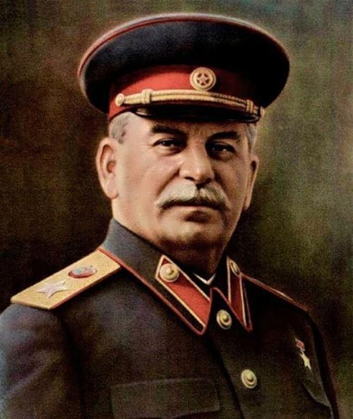 Generalissimo Stalin – Sovetsky Soyuz magazine, 1953