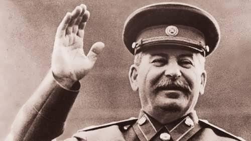 Joseph Stalin - Soviet leader