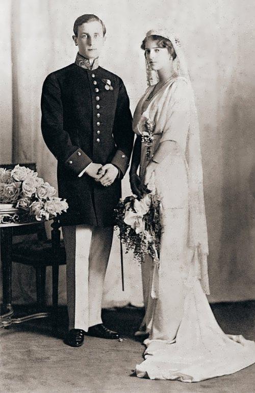Felix and Irina. Wedding day