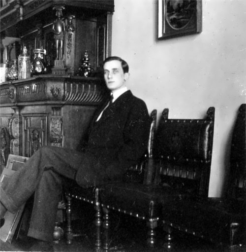 Felix Yusupov - Golden Boy of the Russian aristocracy