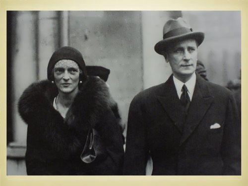 Irina Alexandrovna and Felix Yusupov