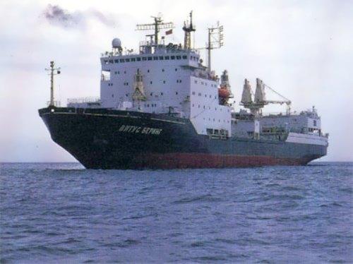 Ship Vitus Bering