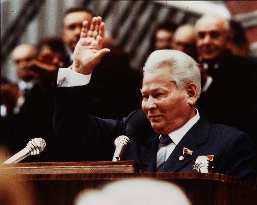 Chernenko - leader of the Soviet Union