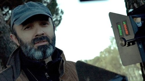Alik Sakharov – film director