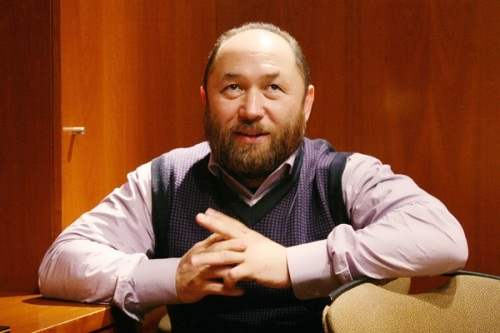 Bekmambetov - producer and screenwriter