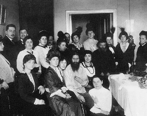 Rasputin and his fans
