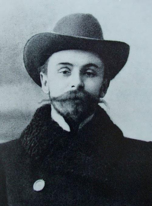 Alexander Scriabin, 1903