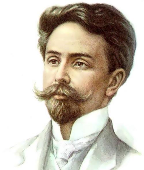 Alexander Scriabin – Russian composer