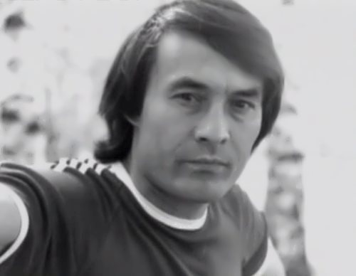 Talgat was a fighter, a champion of Uzbekistan in karate and striking dramatic actor